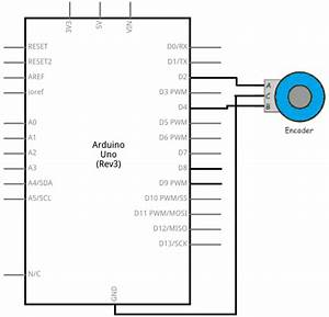 How To Build A Rotary Encoder Circuit With An Arduino