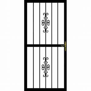 30 X 80 - Storm Doors - Exterior Doors