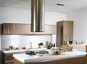 hotte cylindrique ilot choix d39electromenager With hotte de cuisine centrale