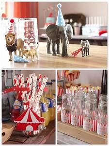 Geburtstag Party Ideen : dekoration zirkusparty zirkus pinterest zirkus geburtstag zirkus und geburt ~ Frokenaadalensverden.com Haus und Dekorationen