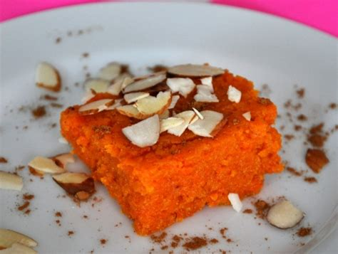 indian dessert with carrots cookie indian style spiced carrot bars gajar ka halwa serious eats