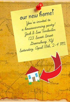 home housewarming invitation template