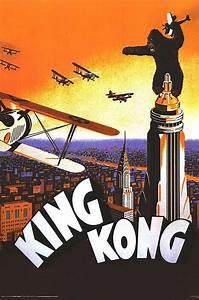 King Kong movie posters at movie poster warehouse ...
