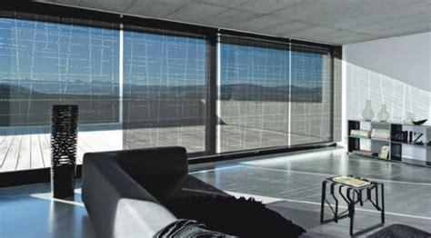 Sichtschutz Fenster Textil by Vertikal Jalousien Und Lamellenvorh 228 Nge Ein Effektiver