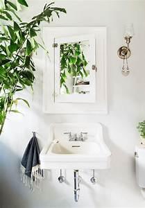 Plante Verte Salle De Bain : id e d co salle de bain nature pour une ambiance zen ~ Melissatoandfro.com Idées de Décoration