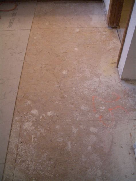 cement floor tiles how to install cement backerboard for floor tile