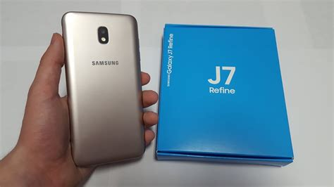 Samsung Galaxy J7 2018 Unboxing And Impressions Youtube