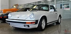 Porsche 911 3 2 : 1988 porsche 911 carrera targa 2 door 3 2l ~ Medecine-chirurgie-esthetiques.com Avis de Voitures