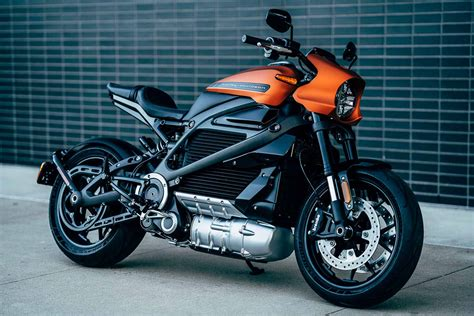 2019 Harley-davidson Livewire Electric Cruiser