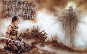 Heavy Metal Comic Wallpapers | WallpapersIn4k.net
