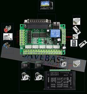 Cnc Breakout Board Wiring Diagram