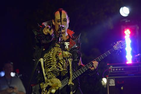 Misfits' Jerry Only Talks Desire to Continue Reunion