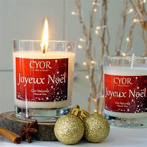 Bougies De Noel : bougies noel naturelles cyor collection de bougies parfum es ~ Melissatoandfro.com Idées de Décoration