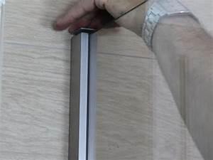 Glasscheiben Für Innentüren : gtw klemmprofil f r walk in dusche youtube ~ Indierocktalk.com Haus und Dekorationen