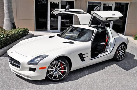 2012 mercedes benz sls amg gullwing coupe finished in obsidian black with red/black design exclusive leather interior. 2013 Mercedes-Benz SLS AMG GT Gullwing Coupe Stock # 5902 for sale near Lake Park, FL | FL ...