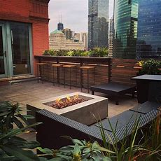 Chicago Rooftop And Urban Landscape Design Services