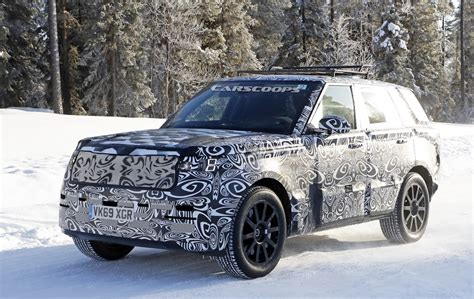 New-Gen 2022 Range Rover Sport Spied, Could Mark Return To ...