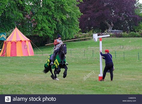 Medieval Squire Stock Photos Medieval Squire Stock