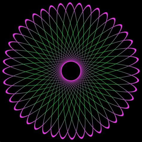 spirograph art  stock photo public domain pictures
