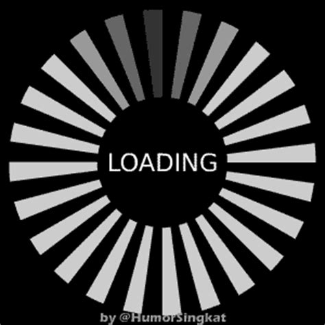 dp bbm loading animasi tampilan boot logo blackberry gif
