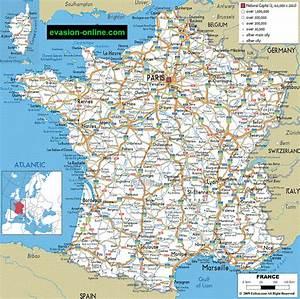 Itineraire Avec Radar : carte routiere de france route nationale fitwerktbeter ~ Medecine-chirurgie-esthetiques.com Avis de Voitures