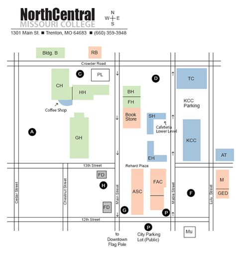 campus maps  directions