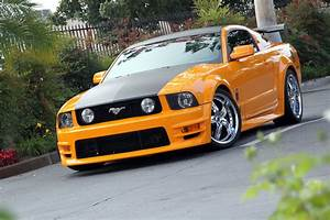 Grabber Orange Mustang GT | 2008 Mustang GT Premium. Polishe… | Flickr