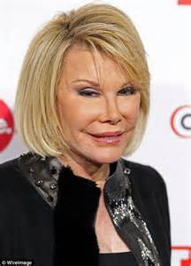 joan rivers hair style comedian joan rivers gets a snip and tuck daily mail 1442