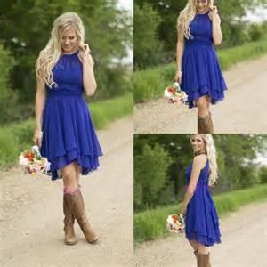 plus size royal blue bridesmaid dresses cheap country bridesmaid dresses 2016 modest royal blue wedding guest wear plus size