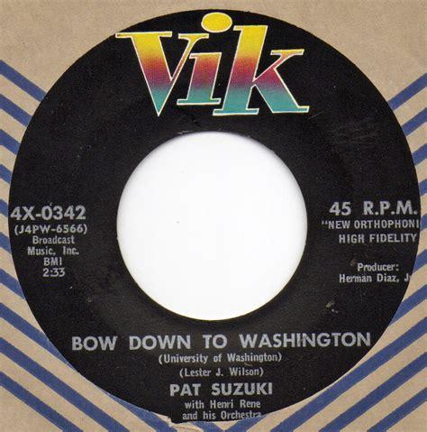 Pat Suzuki The Seattle Years (19551958) HistoryLinkorg