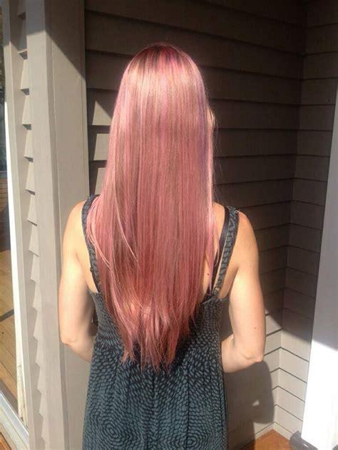 pastel hair   ombre    dye hair