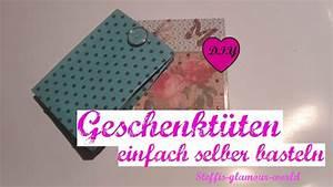 Geschenktüten Selber Basteln : diy geschenkverpackung paper gift bag papiert ten selber ~ Watch28wear.com Haus und Dekorationen