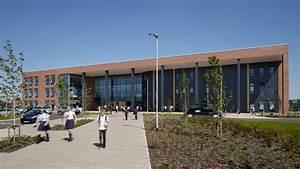 Rhyl High School in Denbighshire, Wales