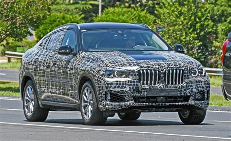 2020 Bmw X6 by 2020 Bmw X6 G06 Spied In Spartanburg Autoevolution