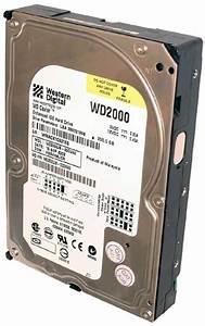 Western Digital Breaks a Record: WD2000JB with 200 GB | THG.RU