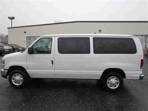 Find Used 2012 Ford Econoline E-350 Super Duty 12
