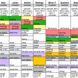 116 best lesson planning images on pinterest classroom With special education schedule template