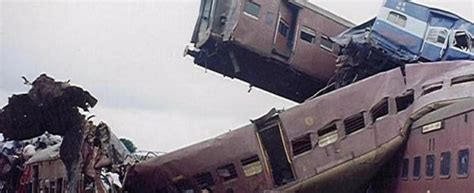 100 Killed In India Train Accident