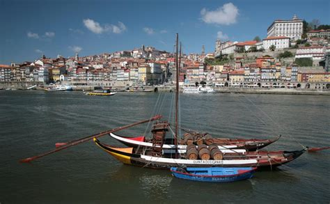 Port Boat port boat and ribeira portugal travel guide photos