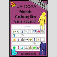 72 Best La Ropa  Clothing Images On Pinterest  Learning Spanish, Learn Spanish And School