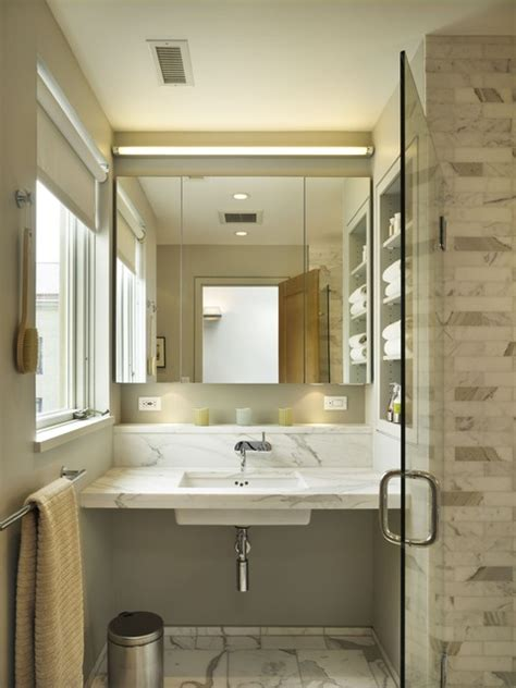 fairmount row home transitional bathroom
