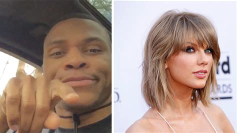 Video Nba Superstar Russell Westbrook Lip Synchs Taylor