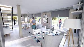 Hd Wallpapers Plan Maison Interieur Moderne Wallpaper Pattern Modern
