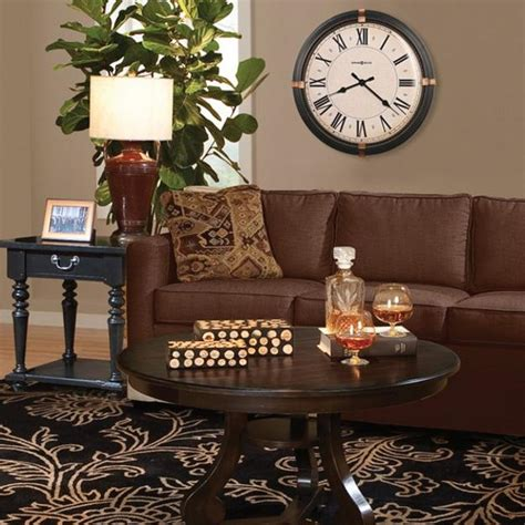 Country Living Room Clocks by 25 Ideas For Modern Interior Decorating With Large Wall Clocks