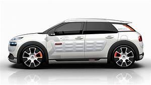2014 Citroen C4 Cactus Airflow 2l Concept