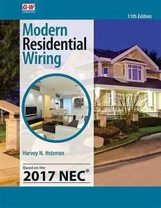 Modern Residential Wiring  11th Edition