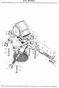 Dt466 Engine Diagram Oil Pump