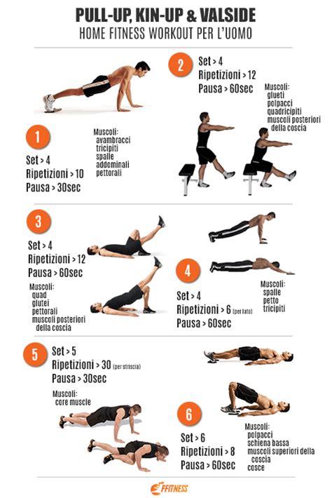 workout in casa cosce ffitness
