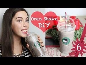 Schalldämmung Tür Selber Machen : diy starbucks oreo frappuccino milk shake selber machen ~ Lizthompson.info Haus und Dekorationen