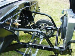 Gasser Straight Axle Front End